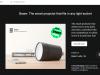 Beam: Dieser Glühlampen-Beamer wirft neue E-Mails an die Wand