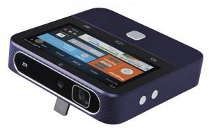 ZTE Spro 2: Minibeamer mit Touchscreen