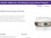 Heimkino-Projektoren Benq W2000 und W3000: Farben wie im Kino