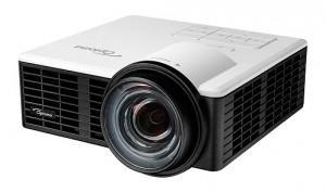 Optoma ML750ST: LED-Projektor für kurze Distanzen