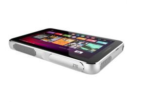 Beamer mit integriertem Tablet: ZTE SPro Plus