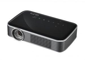 Vivitek Q8-BK: Full-HD-Projektor im Miniformat