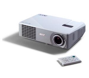 Beamer Acer H5350: HD-Qualität zum Schnäppchen-Preis