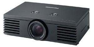 Videoprojektor Panasonic PT AE 2000e. Foto: Panasonic