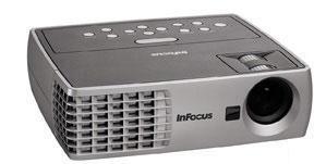 Kleiner Testsieger: Infocus IN 1100 Business Beamer