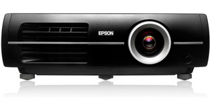 Rekord-Kontrast: Epson EH TW 5000 Full HD Beamer