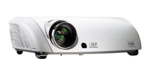 Home Cinema Leuchte: Optoma HD 800 XLV Full HD Beamer