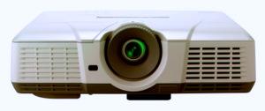 Allrounder: Der Mitsubishi WD510U Beamer