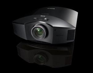 Doppelt gut: Sony VPL-HW 15 Full HD Heimkino Beamer