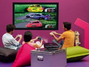 Familientauglich: Epson EH TW 450 HDTV HD ready Heimkino Beamer