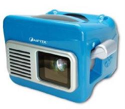 Aiptek Mobile Cinema D10 Mini Beamer (Foto: Aiptek)
