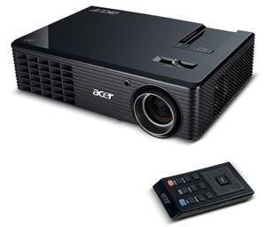 Budget-Beamer: Acer X 110 günstiger DLP Beamer