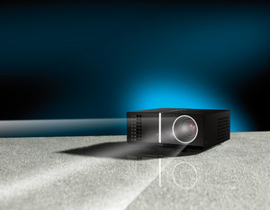 Pearl_SceneLights_HDMI-DLP-Beamer_mit_SVGA_Home_CinemaIII (Foto: Pearl)
