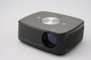 Hohe Auflösung: LG HX 300 Mini Beamer