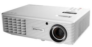 Ole, ole, 3D: Acer emachines E700 3D Heimkino Beamer