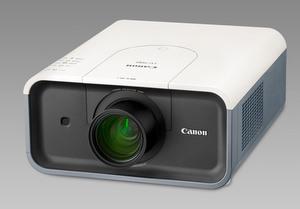 Das Lichtmonster: Canon LV-7585 LCD Business Beamer