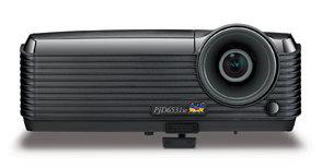 Lichtstark für den Klassenraum: Viewsonic PJD6531W 3D Business Beamer