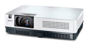 Sanyo PLC XR 201 XGA Business Beamer (Foto: Sanyo)