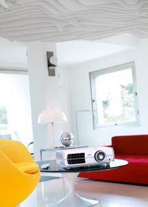 Power: Epson EH-TW 3600 Full HD LCD Beamer