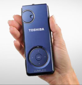 Multimedial: Toshiba Lumileo M200 Mini Beamer