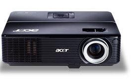 Acer P1200 XGA Beamer und Projektor (Foto: acer)