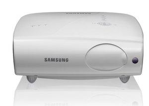 Samsung SP-L250 XGA Beamer Foto Samsung