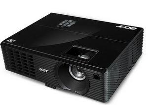 Business oder Heimkino? Der Acer X1210 XGA Beamer