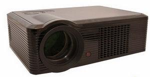 Brandneu und saugünstig: Memoscan LED 33 Beamer