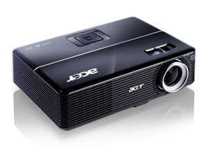 Acer P1100 Beamer foto acer