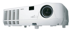 3D XGA bei Lidl: Nec NP210 Business Beamer