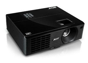 Acer X1110 Beamer foto acer