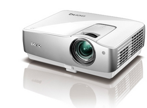 Bestens für Einsteiger: Benq W1100 Full HD Heimkino Beamer