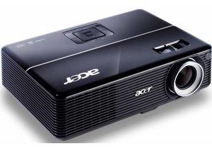 Acer P1101 Business Beamer foto acer