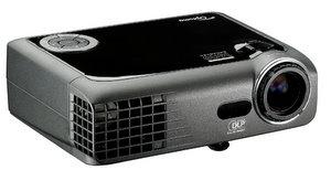 Fast ein Mini-Beamer: Optoma EW330e HD ready Heimkino Beamer