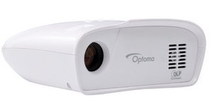 optoma gt 100 mini beamer. foto optoma