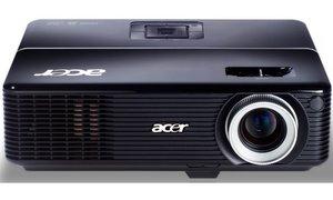 Neu und leise: Acer P1201 Business Beamer