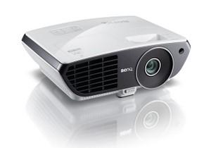Bewährt: BenQ W700 HD ready Heimkino Beamer