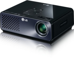 Entfesselter Langläufer: der LED-Projektor LG HW300Y