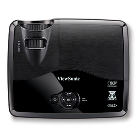 Viewsonic PJD5523w Beamer foto viewsonic
