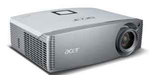 acer h9500bd 3d full hd heimkino beamer foto acer