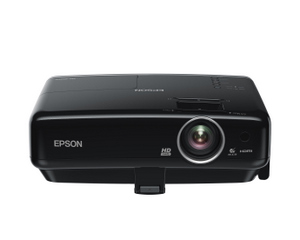 Dockt an: Epson MG-850HD HD ready Heimkino Beamer
