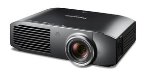Hervorragend: Panasonic PT-AT 5000 3D Full HD Heimkino Beamer