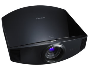 Sony VPL-VW95ES_3D Full HD Heimkino Beamer foto sony