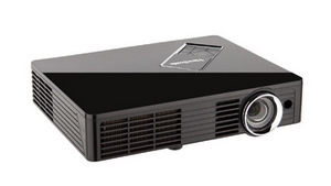 Potenzial für Heimkino: Viewsonic PLED-W500 LED Beamer