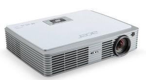 Acer K330 3D LED Projektor Foto: Acer