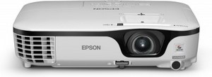 Leichte Alternative: Epson EB-W12 Beamer