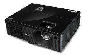 Acer X1111 Heimkino Einstiegs Beamer foto acer_