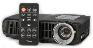 Optoma ML300 LED Beamer foto optoma