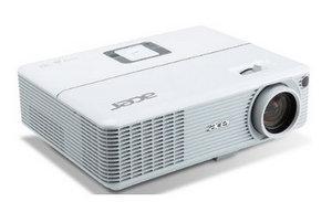 Liefert gut: Acer H6500 Full HD Heimkino Beamer