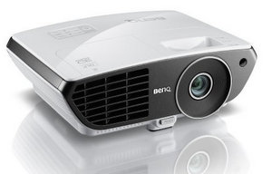 Benq W703D HD ready Heimkino Beamer foto benQ